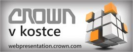 Crown v kostce - prezentace